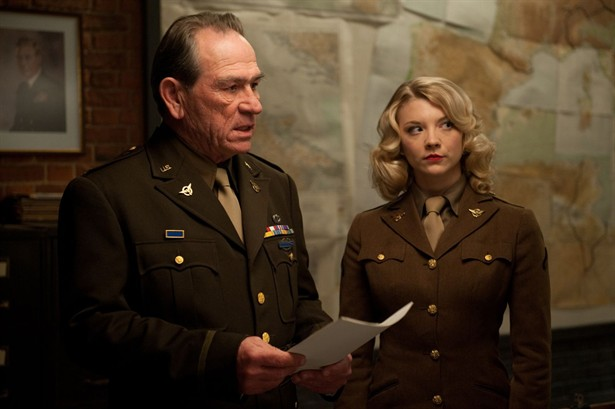 Natalie Dormer,Tommy Lee Jones