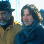 Keanu Reeves,Morgan Freeman