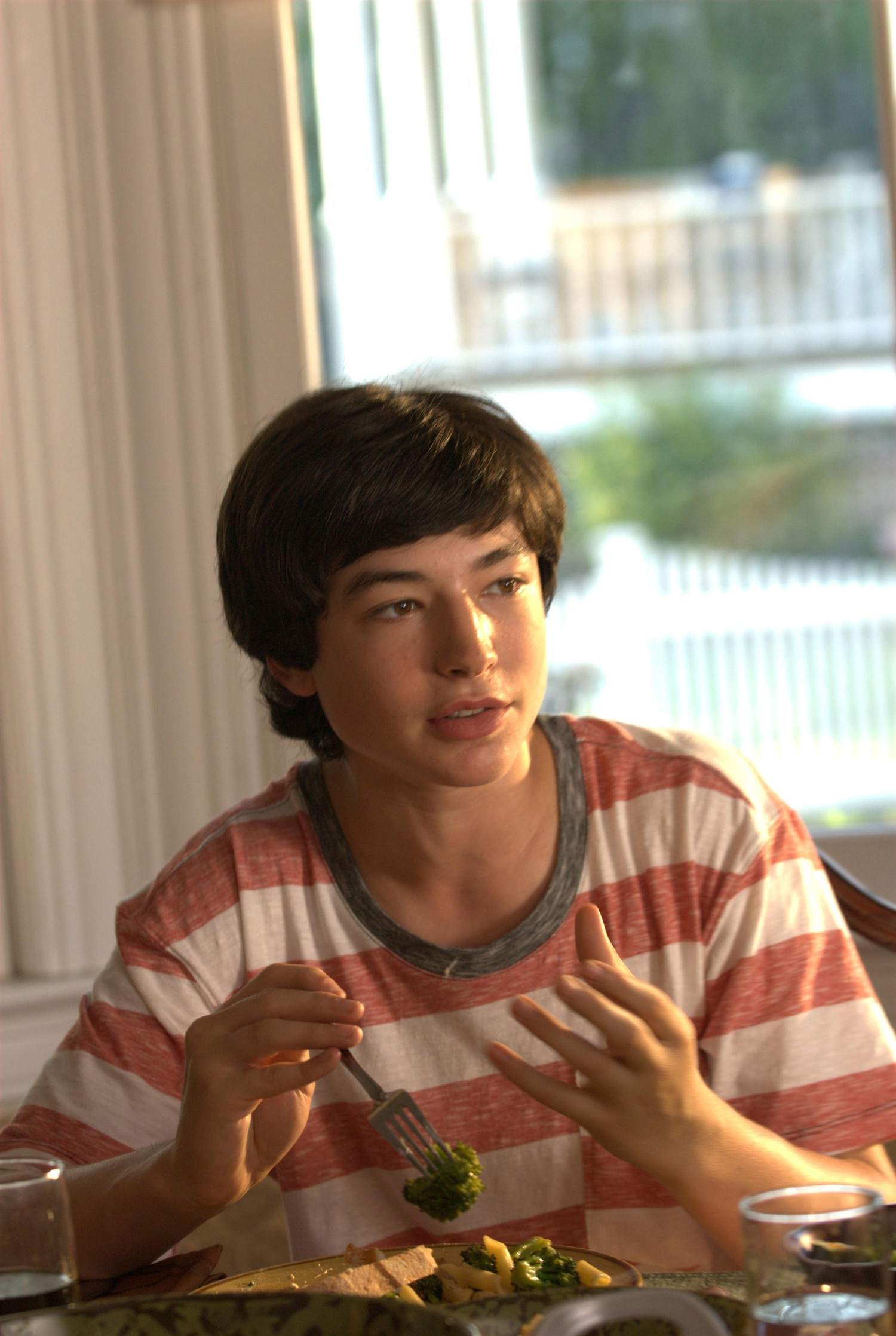 Ezra Miller