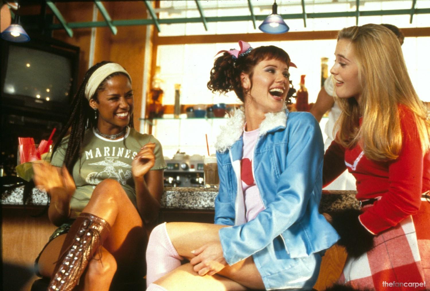 Alicia Silverstone,Elisa Donovan,Stacey Dash