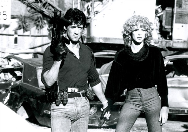 Brigitte Nielsen,Sylvester Stallone