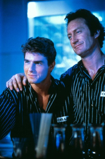 Bryan Brown,Tom Cruise