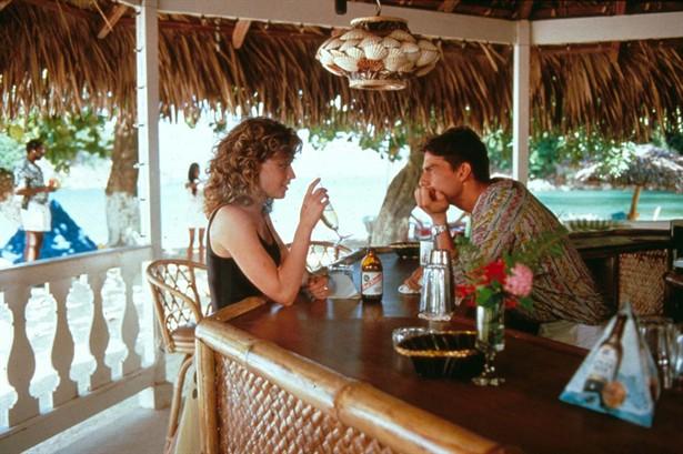 Elisabeth Shue,Tom Cruise