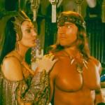 Arnold Schwarzenegger,Sarah Douglas