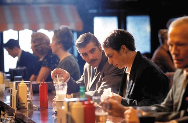 George Clooney,Sam Rockwell