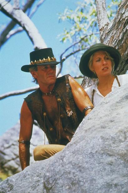 Linda Kozlowski,Paul Hogan