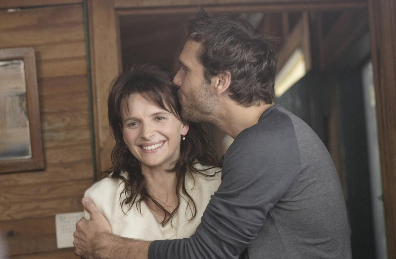 Juliette Binoche,Steve Carell