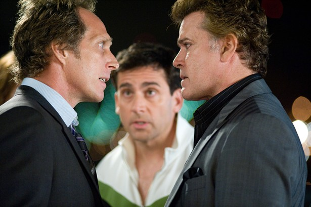 Ray Liotta,Steve Carell,William Fichtner