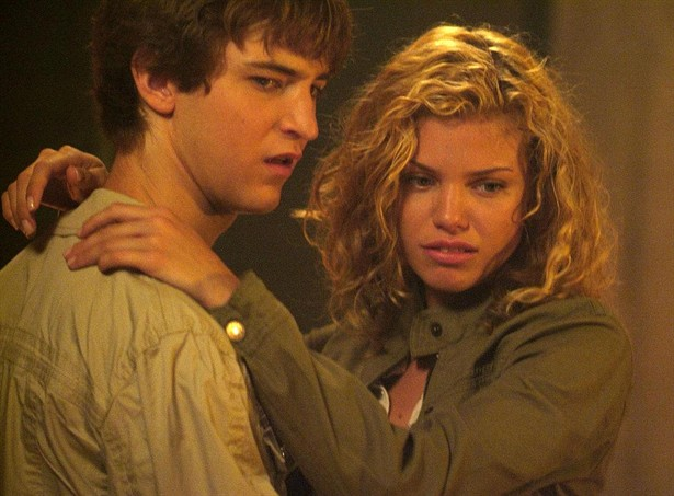 AnnaLynne McCord,Michael Welch
