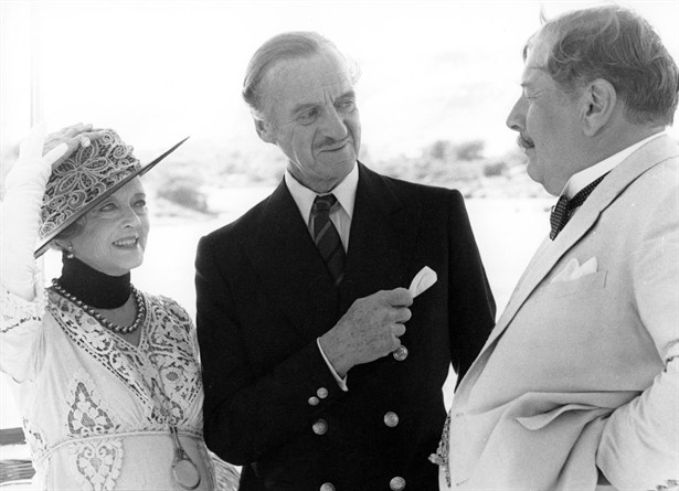 Bette Davis,David Niven,Peter Ustinov
