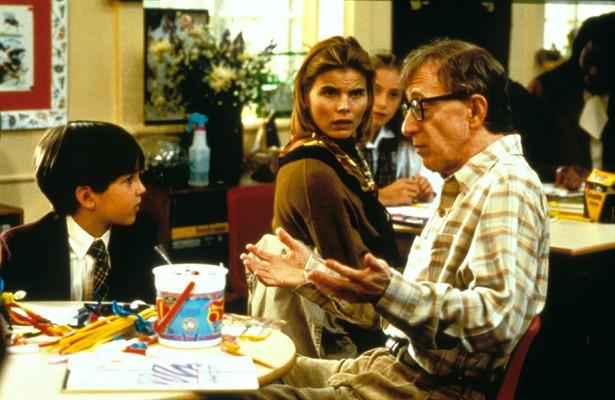 Eric Lloyd,Woody Allen