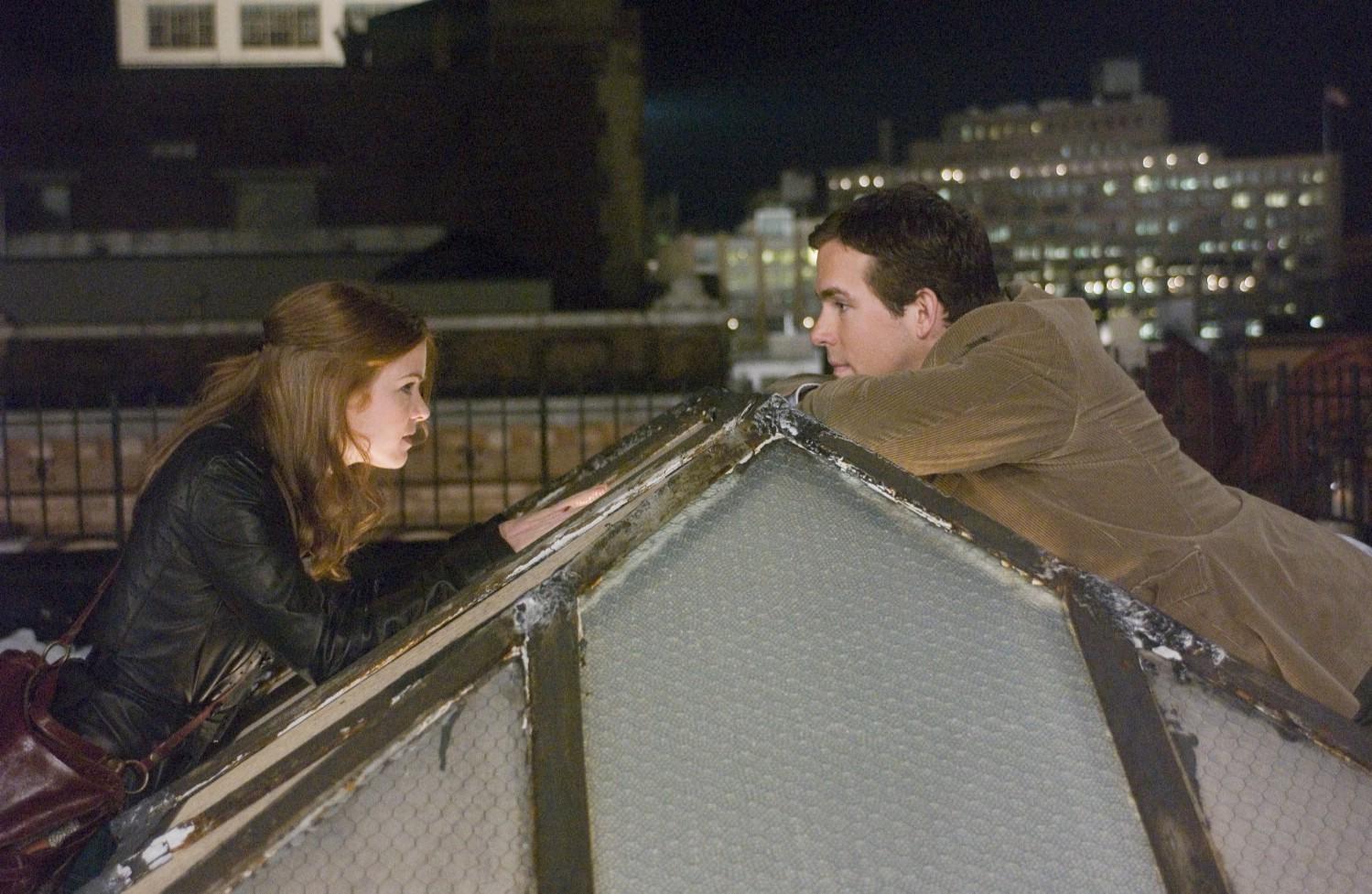 Isla Fisher,Ryan Reynolds