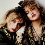 Madonna Ciccone,Rosanna Arquette