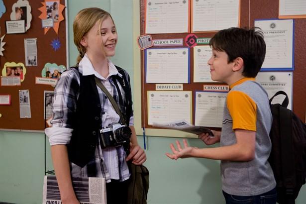 Chloe Grace Moretz,Zachary Gordon
