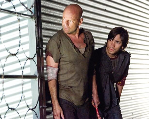 Bruce Willis,Justin Long