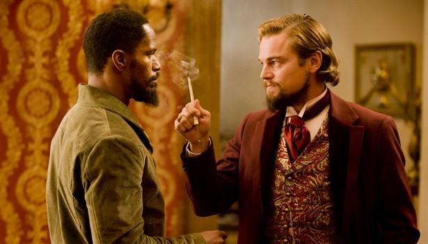 Jamie Foxx,Leonardo DiCaprio