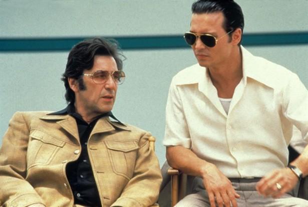 Al Pacino,Johnny Depp