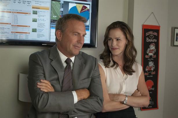 Jennifer Garner,Kevin Costner