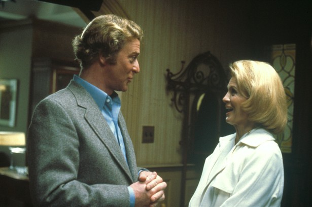Angie Dickinson,Michael Caine