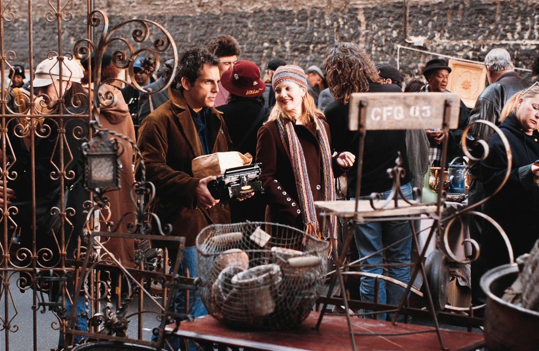 Ben Stiller,Drew Barrymore
