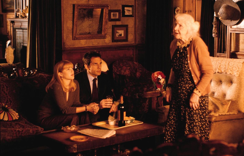 Ben Stiller,Drew Barrymore,Eileen Essell