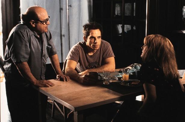 Ben Stiller,Danny DeVito,Drew Barrymore