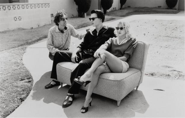 Johnny Depp,Patricia Arquette