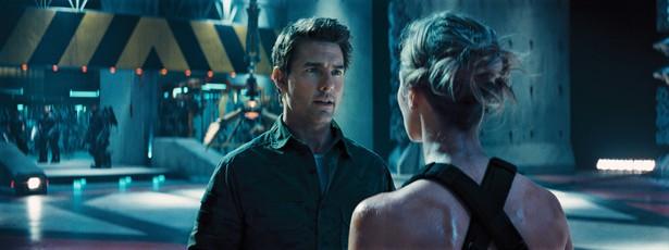Emily Blunt,Tom Cruise