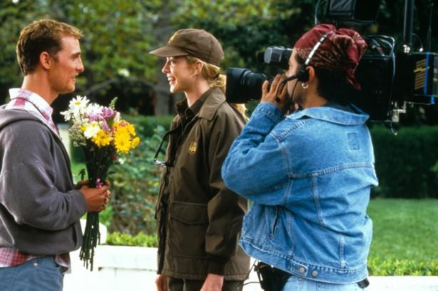 Jenna Elfman,Matthew McConaughey