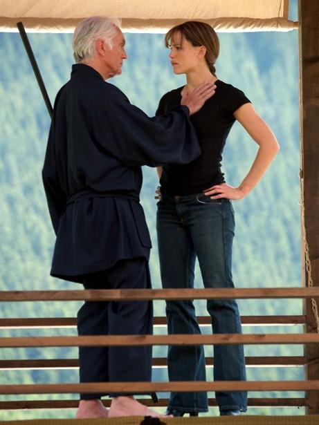 Jennifer Garner,Terence Stamp