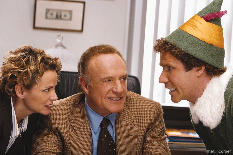 Amy Sedaris,James Caan,Will Ferrell