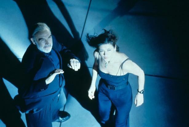 Catherine Zeta-Jones,Sean Connery