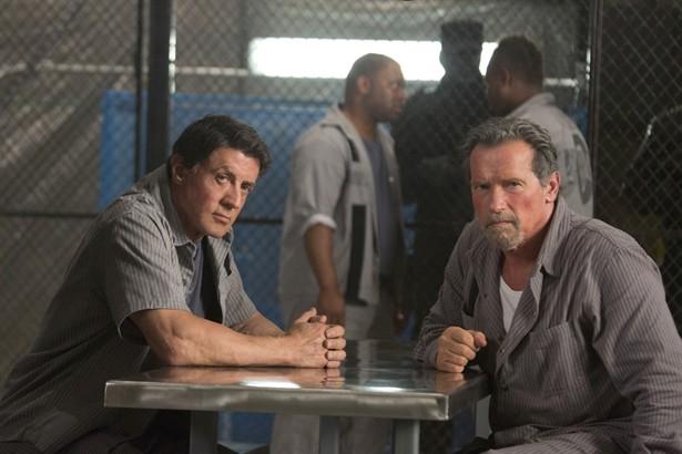 Arnold Schwarzenegger,Sylvester Stallone