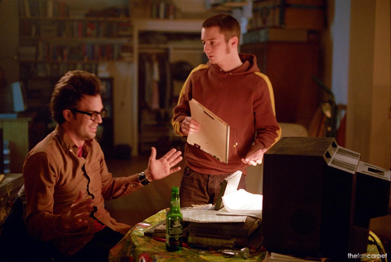Elijah Wood,Mark Ruffalo