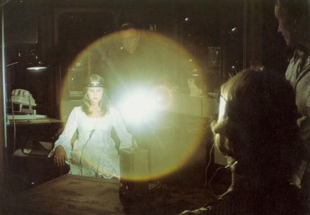 Linda Blair,Richard Burton