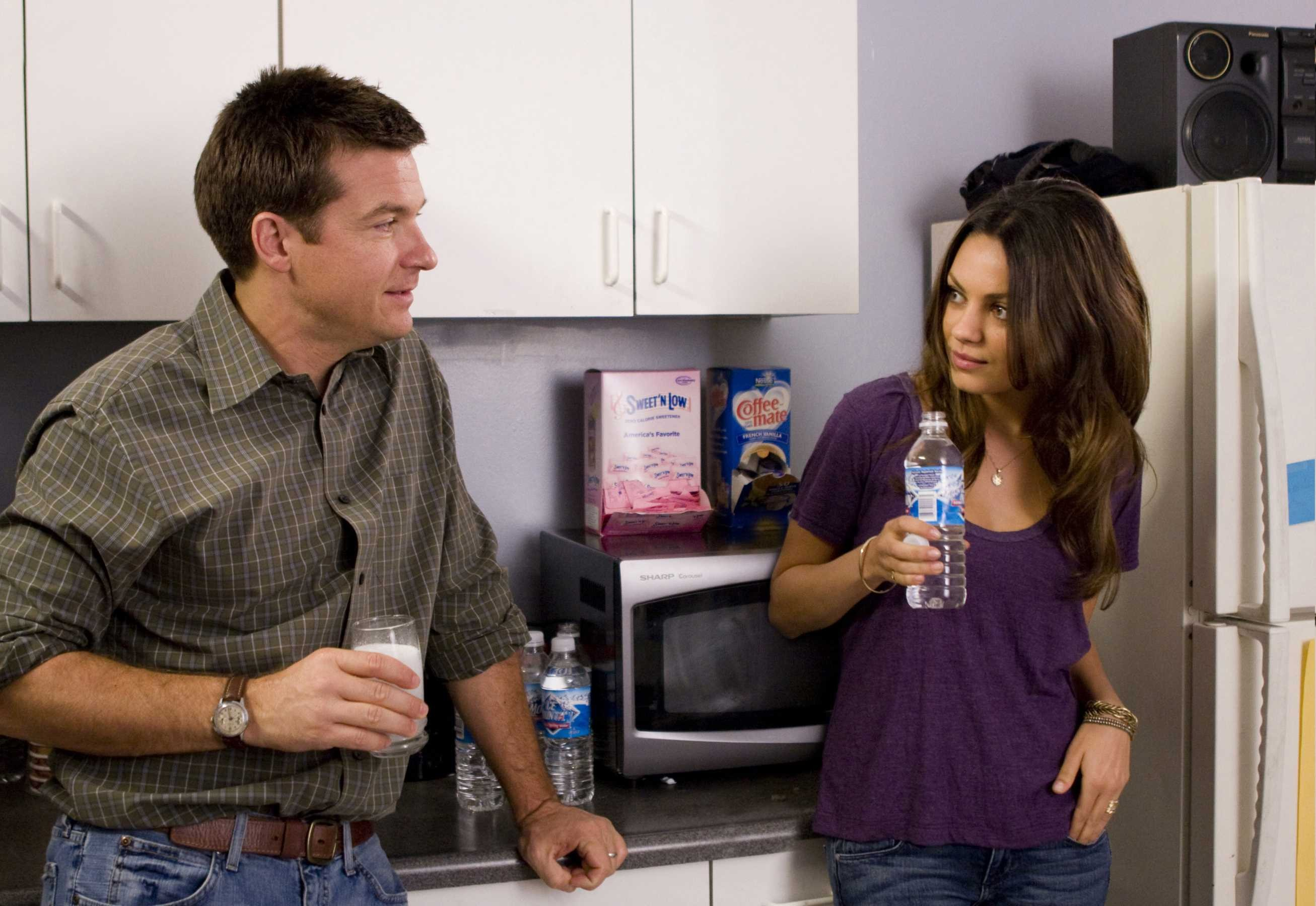Jason Bateman,Mila Kunis
