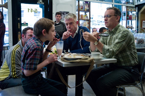 Thomas Horn,Tom Hanks