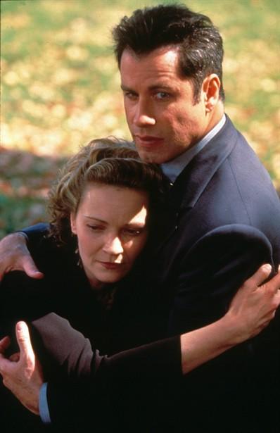 Joan Allen,John Travolta