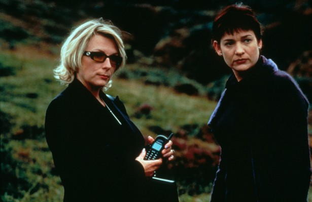 Jennifer Saunders,Kerry Fox