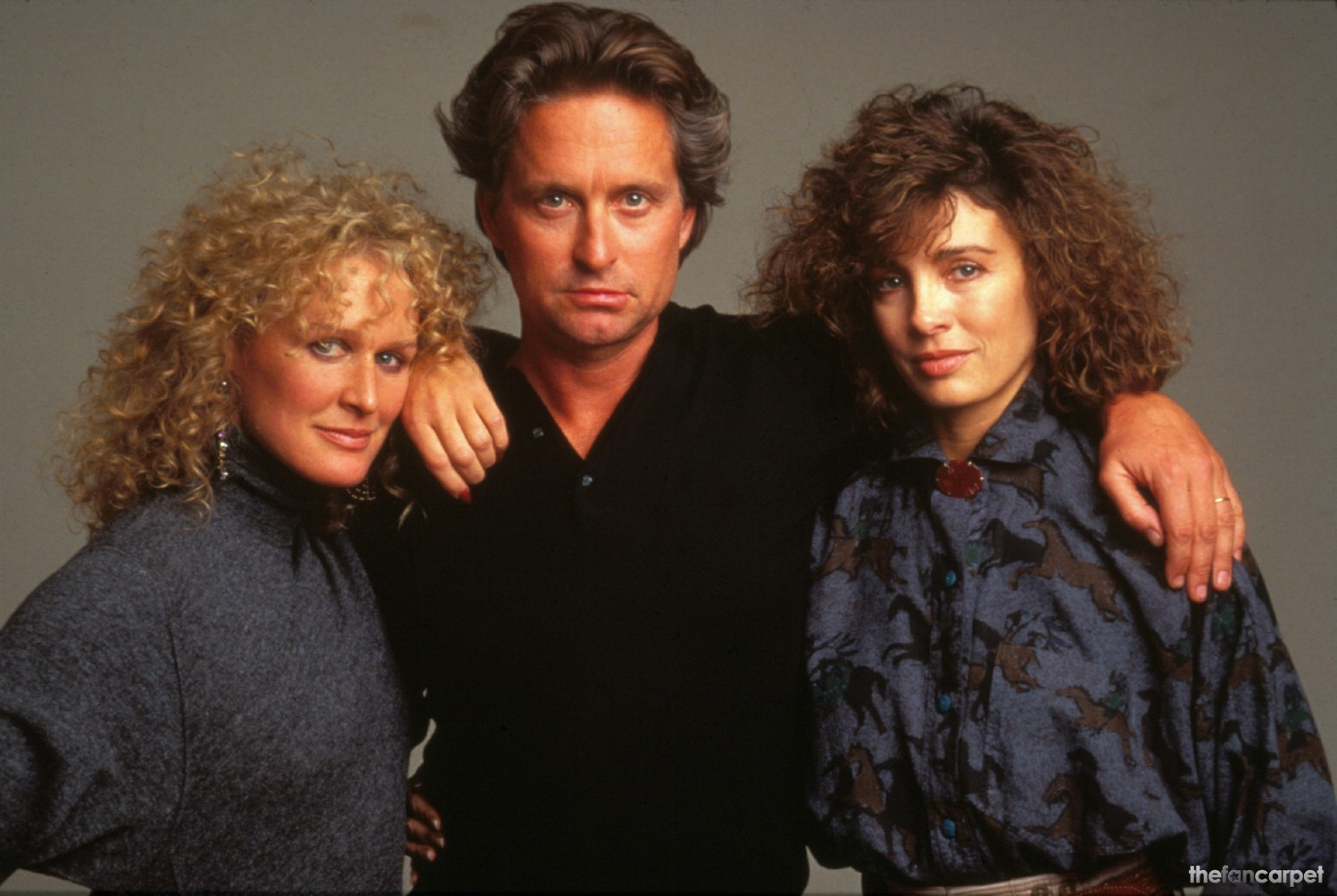 Anne Archer,Glenn Close,Michael Douglas