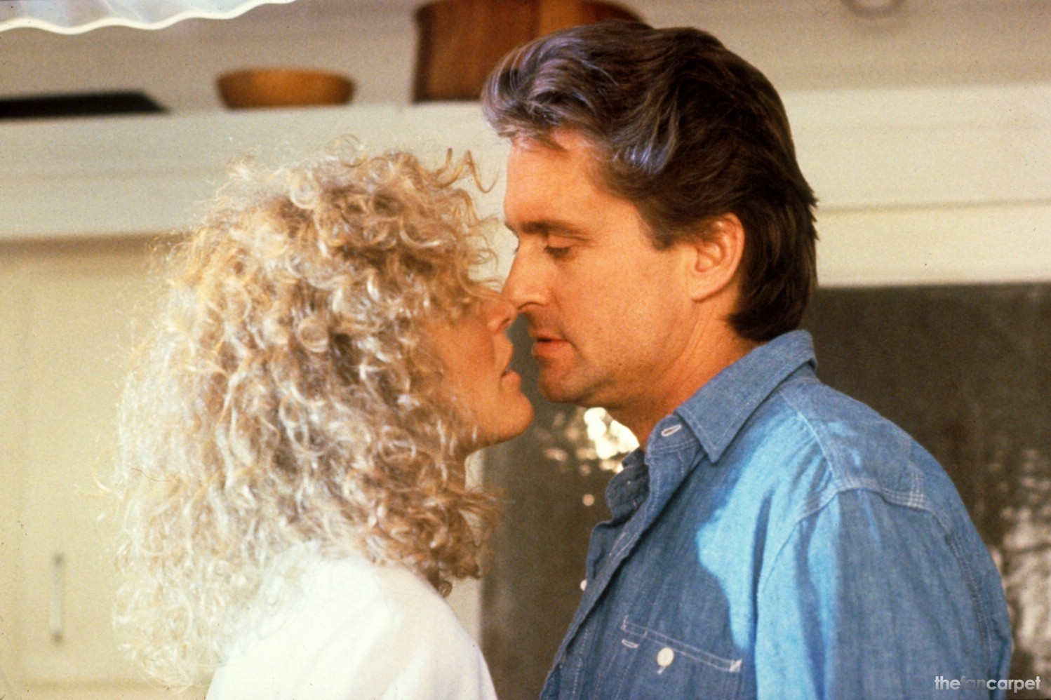 Glenn Close,Michael Douglas