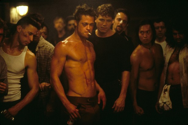 Brad Pitt,David Andrews