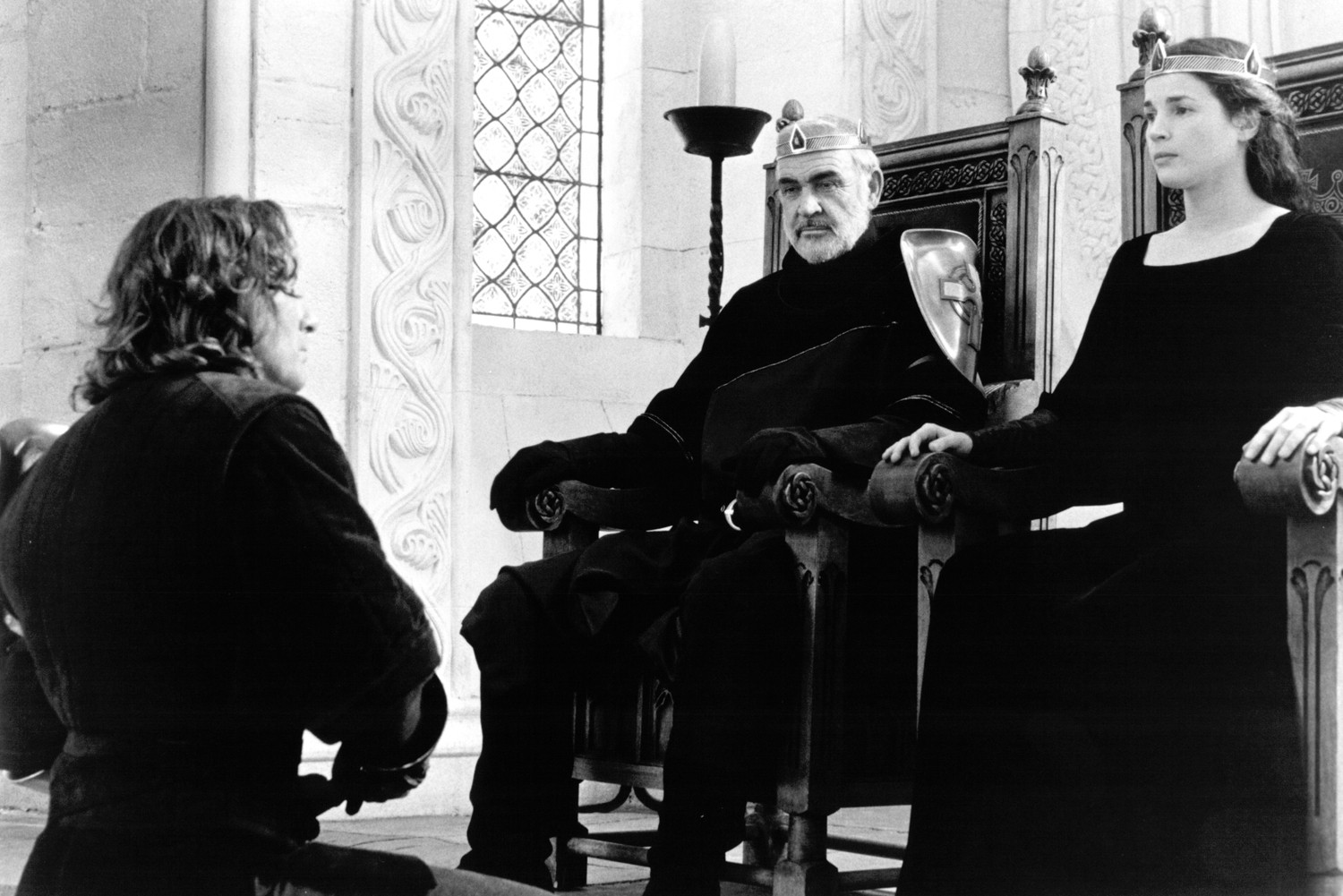 Julia Ormond,Richard Gere,Sean Connery