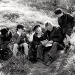 Freddie Highmore,Jessica Claridge,Jonathan Bailey,Poppy Rogers