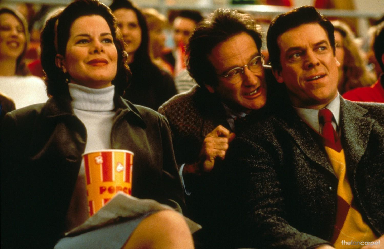Christopher McDonald,Marcia Gay Harden,Robin Williams