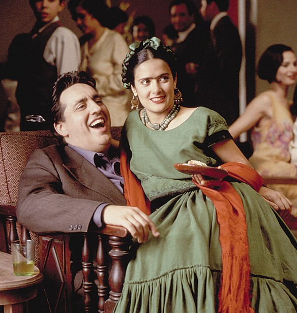 Alfred Molina,Salma Hayek