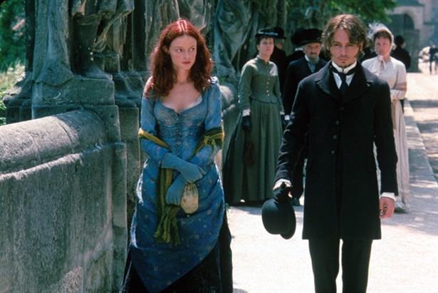 Heather Graham,Johnny Depp