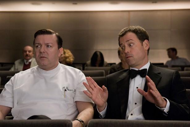 Greg Kinnear,Ricky Gervais