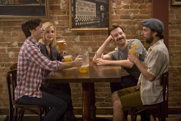 Charlie Day,Drew Barrymore,Jason Sudeikis,Justin Long