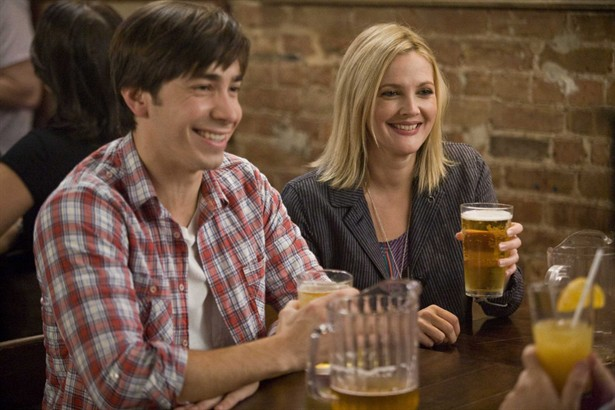 Drew Barrymore,Justin Long